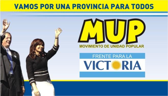 MUP provincia de Bs.As.