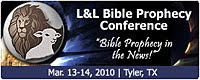 Lamb & Lion Bible Prophecy Conference