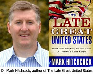 Mark Hitchcock, Author