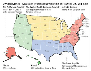 Russian Division of USA