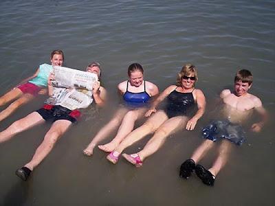 Floating Family