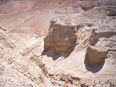 Heights From Masada