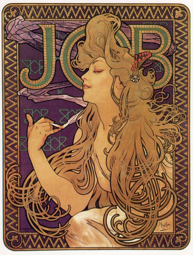 Art Nouveau Posters. ART NOUVEAU POSTERS