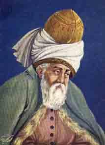 Mowlana Jalal Od-Din Mohammad (Rumi)