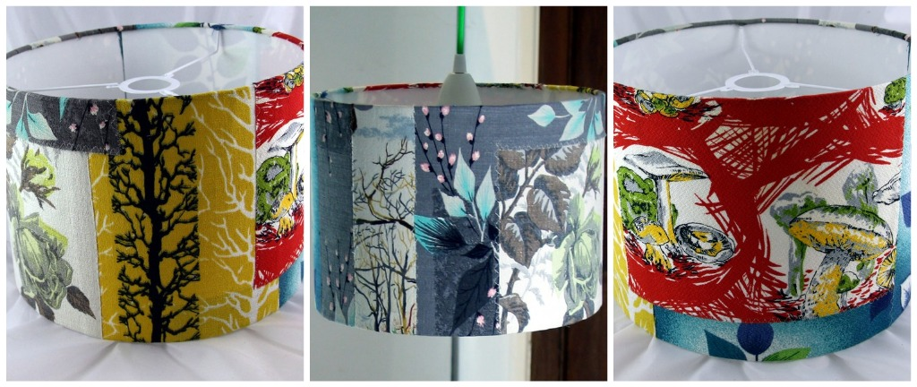 Follyandglee design your own lampshade for Decorate your own lampshade