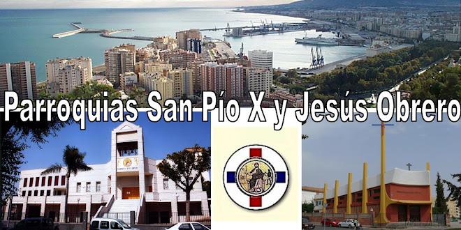 Parroquias Jesús Obrero y San Pío X