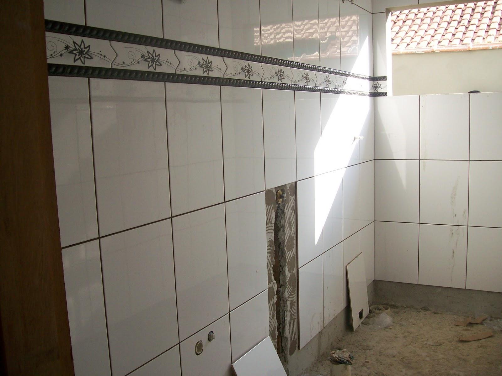 Construções: Acabamento de banheiro #312718 1600x1200 Acabamento Em Banheiro