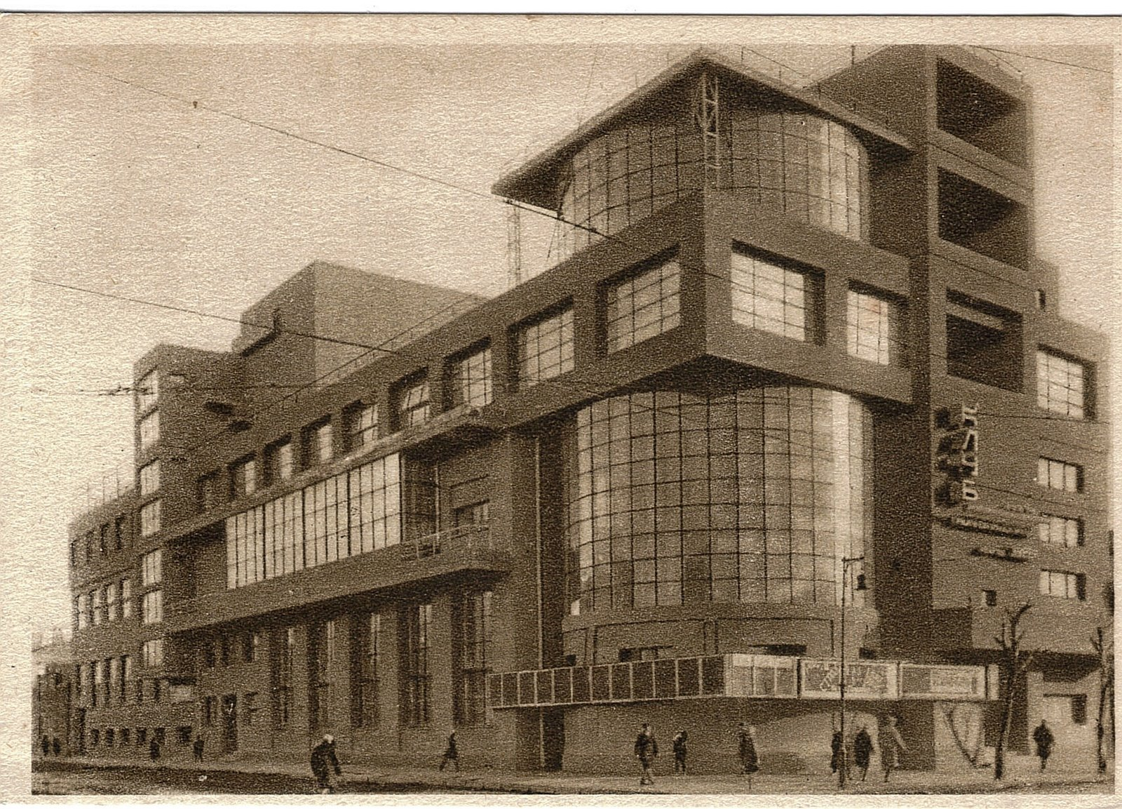 1000 images about ilya golosov on pinterest moscow for Architecture 1930