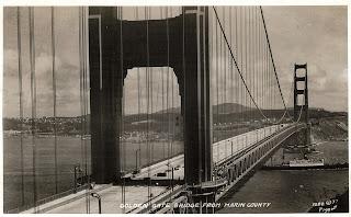 thesis statement for golden gate bridge