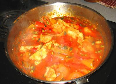Indian food Pasta Recipe
