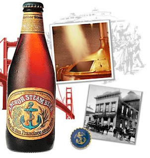 Anchor Brewing Company, San Francisco, California, since 1896