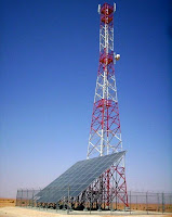 Pakistani Solar Powered Telecom-BDS