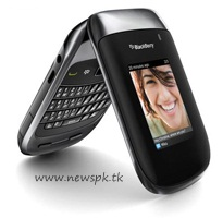 BlackBerry Style 9670