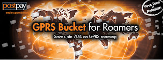 International gprs bucket ufone
