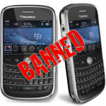 BlackBerry Ban