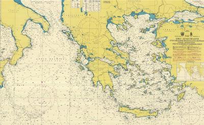 Ναυτικός χάρτης Ελλάδας Naytikos_1