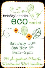 BrisStyle ECO Market Dates