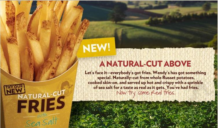 Are Wendys New Natural Cut Fries Worth Their Weight In Sea Salt