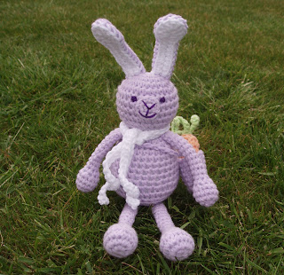Free Crochet Patterns! Great For Easter! Bella The Bunny, Fun!