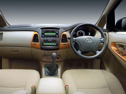 Toyota Kijang Innova Sewa Rental Mobil