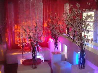 Apple Red Wedding Decorations