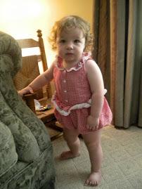 Greta 17 months