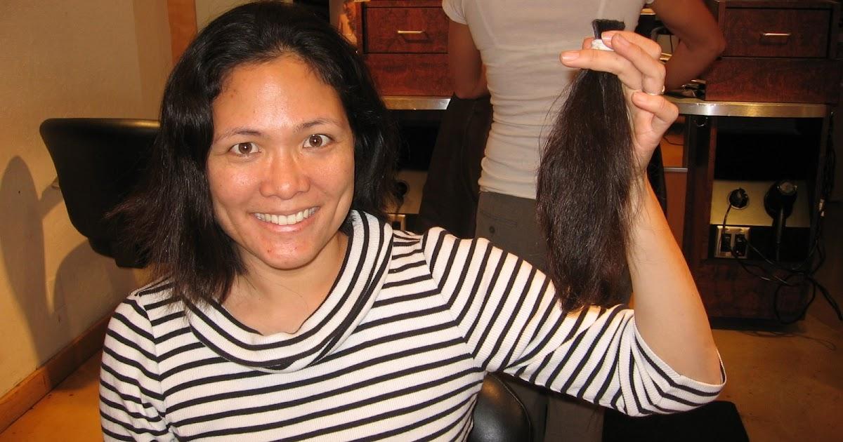 Finding BonggaMom: Hair today, gone tomorrow