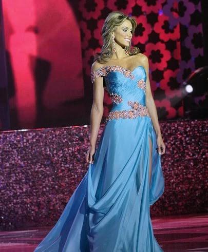 La Alfombra Rosa: Miss Costa Rica Universo 2012