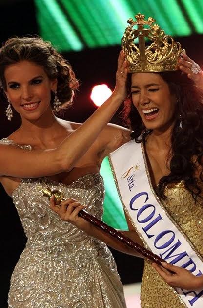 La Alfombra Rosa: Miss Corea 2012