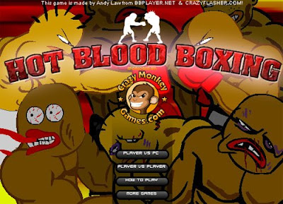 Hot Blood Boxing