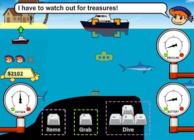 Treasures seas inc