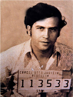 fin de la revolución sandinista el primer arresto de escobar