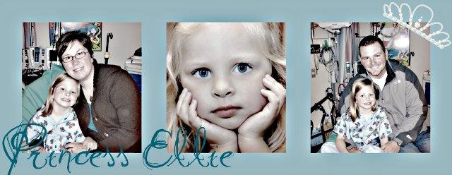 Ellie's journey...