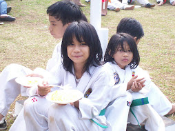 Kami-kami tea kwon do-in junior