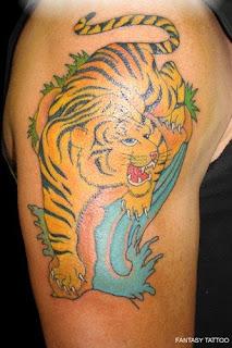 Tigre Oriental