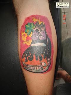 Cadilac Tattoo