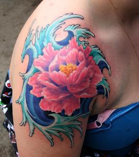 ombro tattoo
