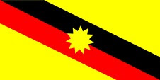 BENDERA SARAWAK