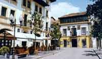 Casco Historico de Villaviciosa, solo a 10 mn.