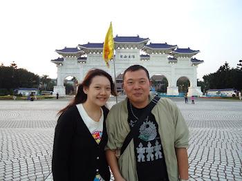 小杨(台湾导游)和我