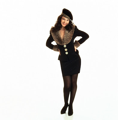 fran drescher the nanny 2009. And Fran Drescher is so funny!