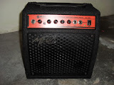 MEGA AMP 15W FOR GUITAR(NEW WITH BOX)