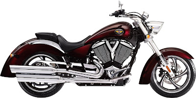 2010 motorcycles Victory Kingpin MODEL