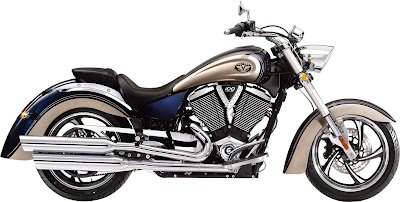 motorcycles Victory Kingpin MODEL 2010
