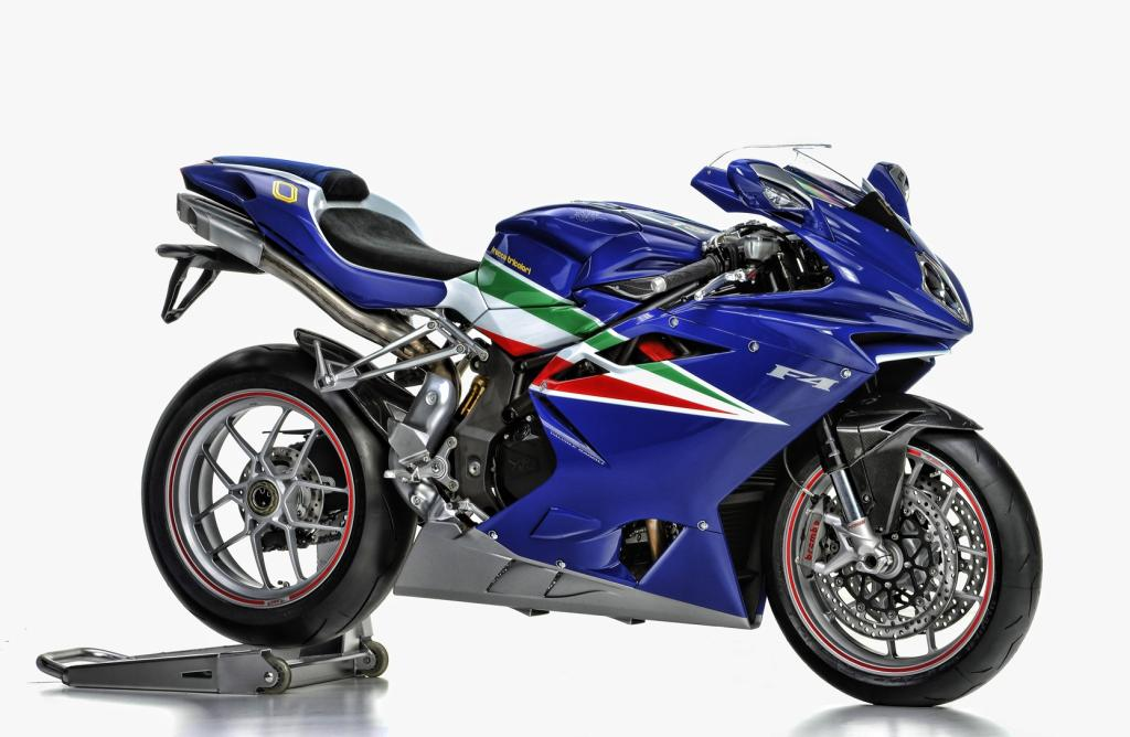 new motor models MV Agusta F4 Special Edition 2011   auto modif
