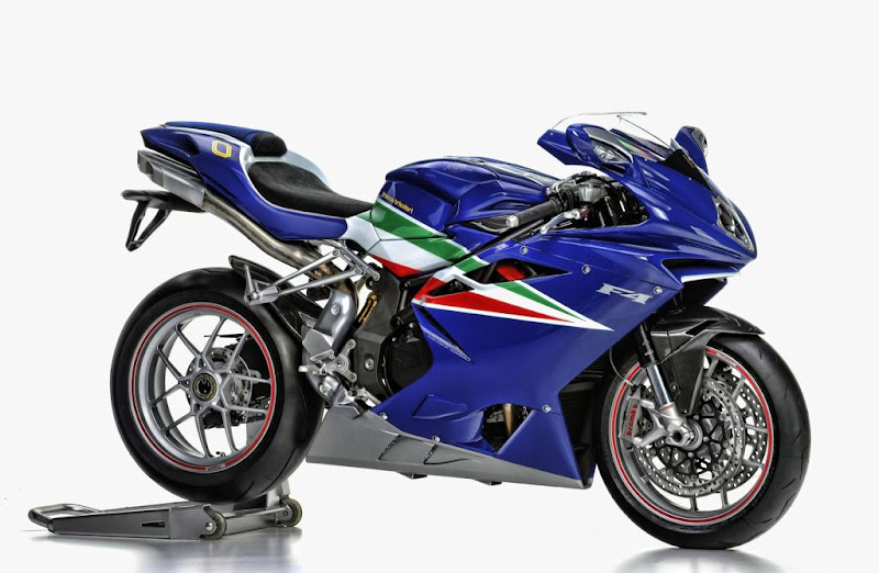 new motor models MV Agusta F4 Special Edition 2011