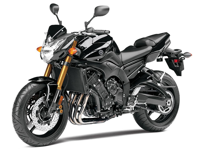 Specification USA motor Yamaha FZ8 2011