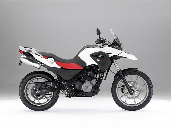 The new BMW G 650 GS