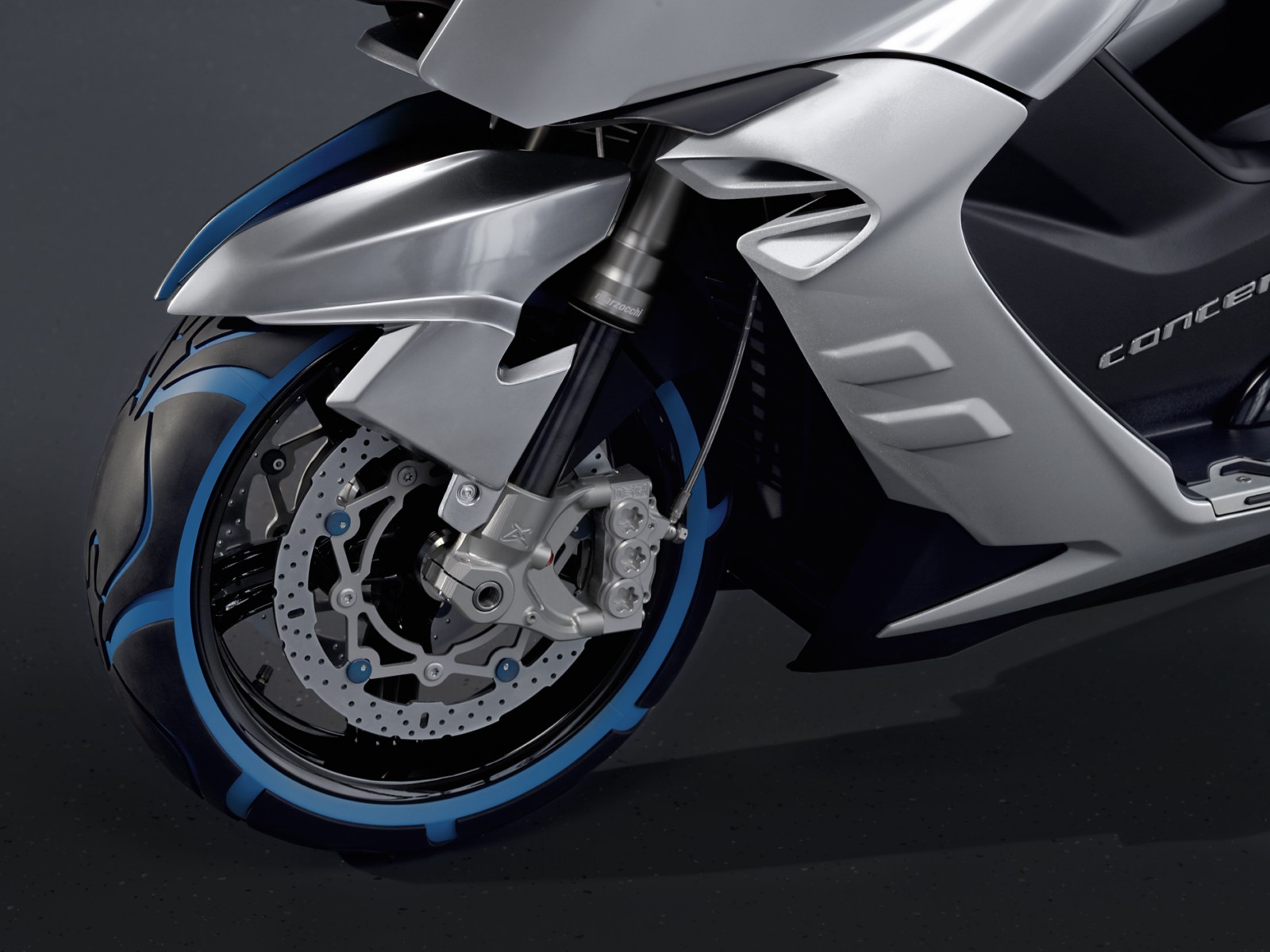 2011 BMW Scooter C Concept |