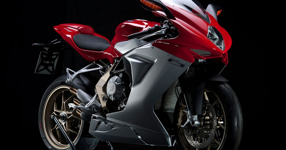 2012 Mv Agusta F3 New Motosport Custom Concept Modification